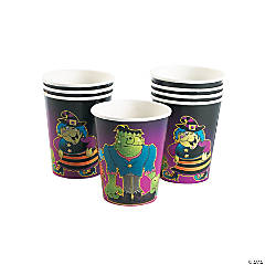"Paper ""Boo Bunch"" Cups"