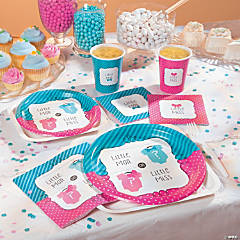Paper Bow or Bow Tie Basic Party Pack