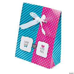 Paper Bow or Bow Tie Favor Boxes