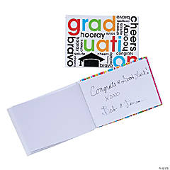 "Paper Bright ""Cheers To the Grad"" Autograph Books"