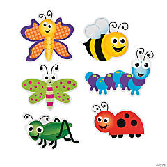 Paper Bug Bulletin Board Cutouts