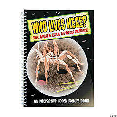 Paper Bug's Life Shine & Reveal Activity Book