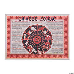 Paper Chinese New Year Place Mats