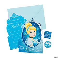 Paper Cinderella Invitations