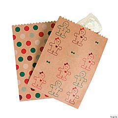 Paper Cookie Treat Bags