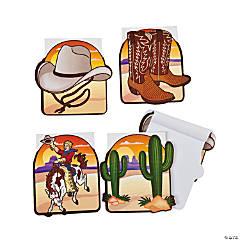 Paper Cowboy Notepads