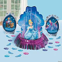 Paper Disney Cinderella Sparkle Table Decorating Kit