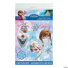 Paper Disney Frozen Photo Stick Props