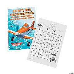 Paper Disney Planes Activity Books