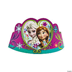 Paper Disney's Frozen Tiaras