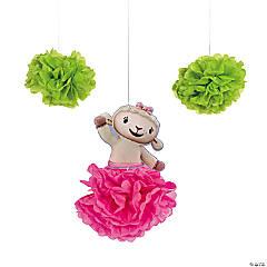Paper Doc McStuffins™ Fluffy Decorations