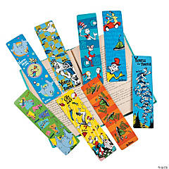 Paper Dr. Seuss™ Bookmarks