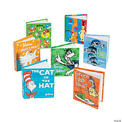 Paper Dr. Seuss™ Little Notebooks