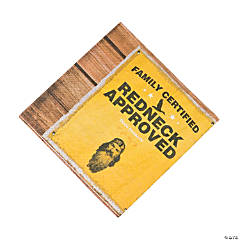 Paper Duck Dynasty Luncheon Napkins