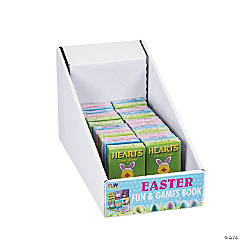 Paper Easter Card Games PDQ