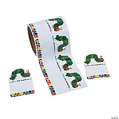 Paper Eric Carle's The Very Hungry Caterpillar™ Name Tags