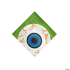 Paper Eyeball Beverage Napkins