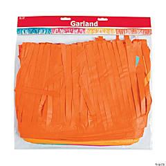 Paper Fiesta Fringe Garland