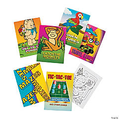 Paper Fun & Games Books