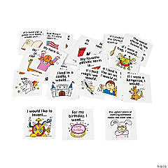 Paper Get to Know Your Class Dice Card Set