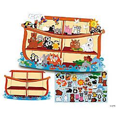 Paper Giant Noah's Ark Sticker Scenes
