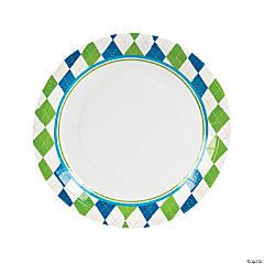 Paper Golf Par-Tee Dinner Plates