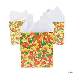Paper Gummy Teddy Bear Gift Bags