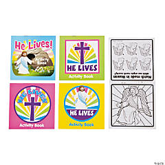 "Paper ""He Lives!"" Fun And Games Books"