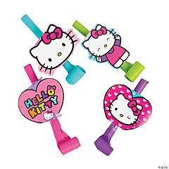 Paper Hello Kitty® Blowouts