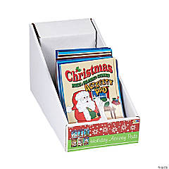 Paper Holiday Activity Pads PDQ