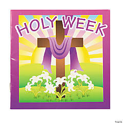 Paper Holy Week Readers