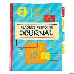 Paper Intermediate Reader's Response Journal