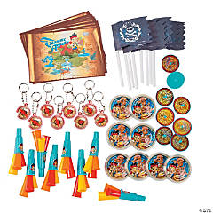 Paper Jake & The Never Land Pirates Party Favor Pack