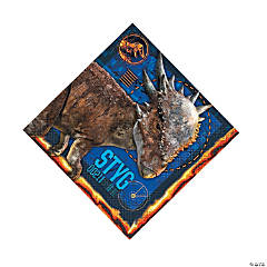 Paper Jurassic World™ Luncheon Napkins