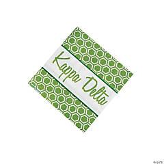 Paper Kappa Delta Beverage Napkins
