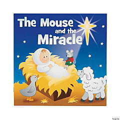 Paper Large The Mouse & the Miracle Book