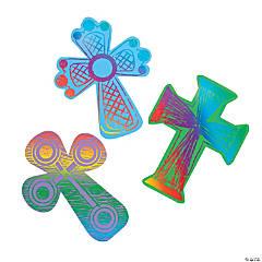 Paper Magic Scratch Crosses