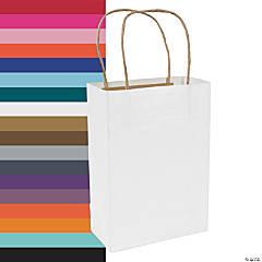 Paper Medium Kraft Bags