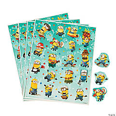 Paper Minions™ Sticker Sheets