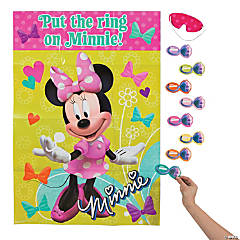 Paper Minnie Bowtique Party Game