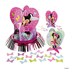 Paper Minnie Bowtique Table Decorating Kit