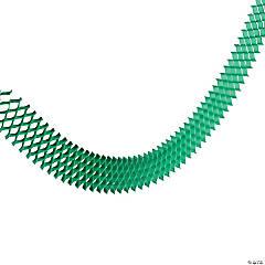 Paper Mint Green Net Garland