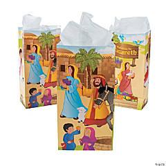 Paper Nazareth Treat Bags