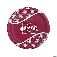 Paper NCAA™ Mississippi State Bulldogs Dinner Plates