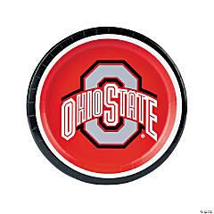 Paper NCAA™ Ohio State Buckeyes Dinner Plates
