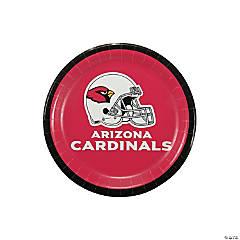 Paper NFL® Arizona Cardinals™ Dessert Plates