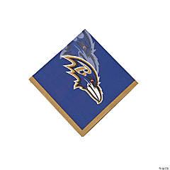 Paper NFL® Baltimore Ravens™ Beverage Napkins