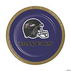 Paper NFL® Baltimore Ravens™ Dessert Plates