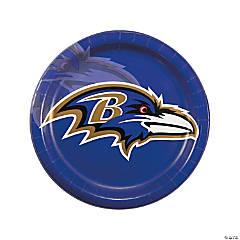 Paper NFL® Baltimore Ravens™ Dinner Plates