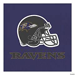 Paper NFL® Baltimore Ravens™ Luncheon Napkins